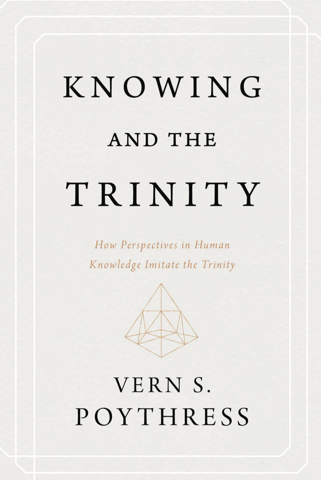 Knowing the Trinity: How Perspectives in Human Knowledge Imitate the Trinity (Excerpt)