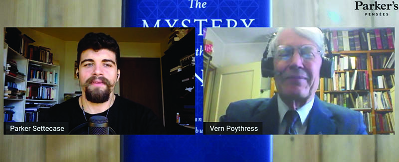 Vern Poythress Talks to Parker Settecase about His Book, The Mystery of the Trinity